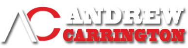 Andrew Carrington | Sänger & Saxophonist Logo
